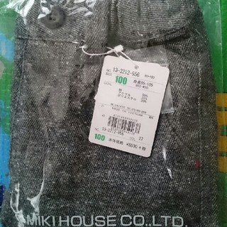 mikihouse - 100cm ミキハウス パンツ