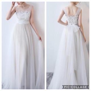 ウエディングドレス/パーティードレス/二次会ドレス