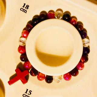 パワーストーンAAAランク数珠 オーダーメイド品(ブレスレット/バングル)