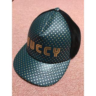 グッチ(Gucci)のGUCCI ベースボールキャップ 新宿限定カラー ネイビー GUCCY L59(キャップ)