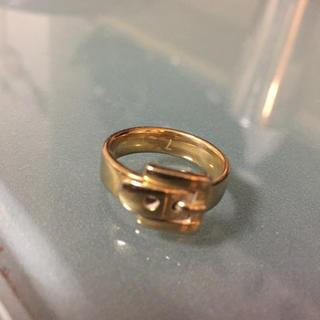 マイケルコース(Michael Kors)のマイケルコース  リング ゴールド ベルト(リング(指輪))