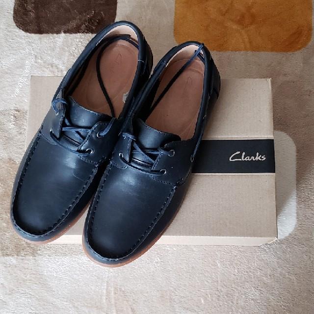 Clarks(クラークス)のClarks クラークス メンズ 靴 メンズの靴/シューズ(デッキシューズ)の商品写真