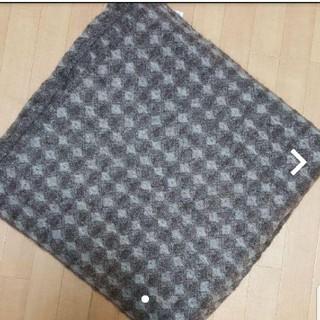 MUJI (無印良品) - 【美品】無印 多用布 毛布
