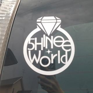 シャイニー(SHINee)のSHINee ステッカー(アイドルグッズ)