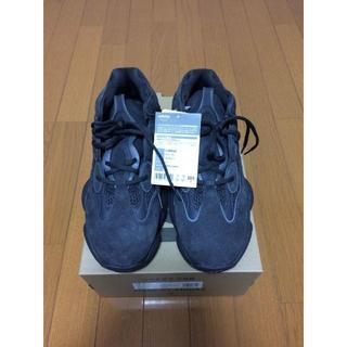 アディダス(adidas)の28.5cm adidas YEEZY 500 UTILITY BLACK(スニーカー)