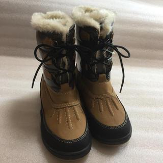 新品*あったかブーツ*21.0*双子ちゃん(ブーツ)