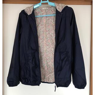 ジーユー(GU)の150cm  GU ウィンドブレーカー女の子♡(ジャケット/上着)