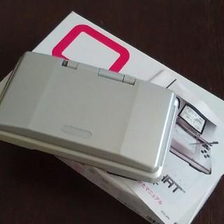 ニンテンドーDS(ニンテンドーDS)のニンテンドーDS 本体ジャンク(携帯用ゲーム本体)