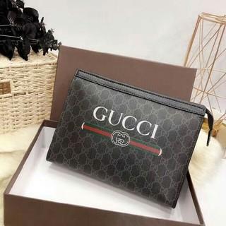 グッチ(Gucci)の【大人気美品】 GUCCI(グッチ) メンズ クラッチバッグ(セカンドバッグ/クラッチバッグ)