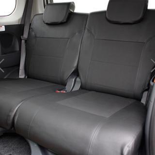 ダイハツ(ダイハツ)のタント LA600系 専用シートカバー レザー&パンチング(車内アクセサリ)