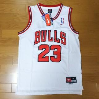 ナイキ(NIKE)のNBA シカゴブルズ ゲームシャツ マイケルジョーダン ユニフォーム ストリート(タンクトップ)