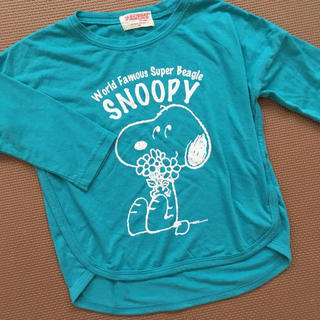 スヌーピー(SNOOPY)のスヌーピー トップス(Tシャツ/カットソー)