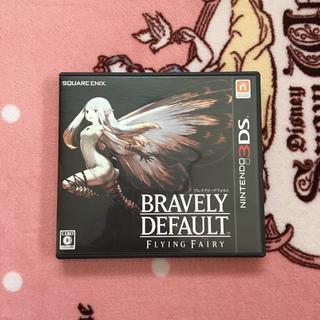 スクウェアエニックス(SQUARE ENIX)のBRAVELY DEFAULT FLYING FAIRY(携帯用ゲームソフト)