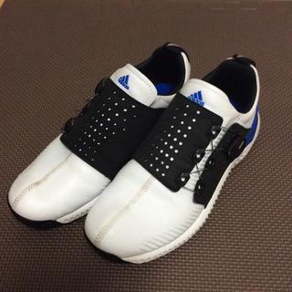 アディダス(adidas)のアディダス  ゴルフシューズ  スパイクレス 26.5(シューズ)