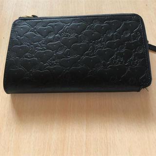 スヌーピー(SNOOPY)のスヌーピー長財布(財布)