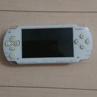 プレイステーションポータブル(PlayStation Portable)のPSP 本体 1000(携帯用ゲーム本体)