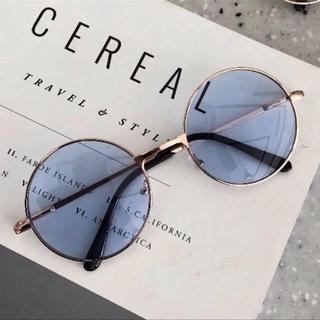 売り切れ続出✨ラウンドメタル型 丸サングラス 丸型 丸メガネ 全6色 大人気✨わ(サングラス/メガネ)