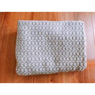 ムジルシリョウヒン(MUJI (無印良品))の無印✧︎ウール多用布(シーツ/カバー)