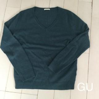 ジーユー(GU)の年末処分saleGu ニット(ニット/セーター)