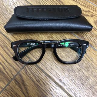 エフェクター(EFFECTOR)の【美中古品】effector hook effector 眼鏡 (サングラス/メガネ)