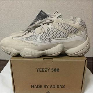 アディダス(adidas)の26.5cm adidas yeezy 500(スニーカー)