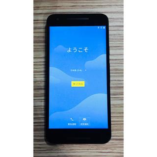 Google  Nexus5X 16G LG SIMフリー スマートフォン(スマートフォン本体)