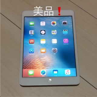 アップル(Apple)の【美品】本体のみ❗️Apple  iPad mini 16G wifiモデル(タブレット)