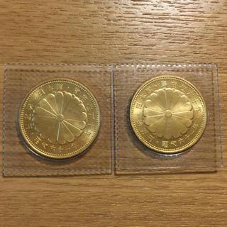 10万円 金貨 2枚(貨幣)