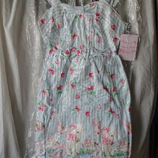 アンジェリックプリティー(Angelic Pretty)のangelic pretty ジャンパースカート(ひざ丈ワンピース)