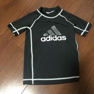 adidas - アディダス ラッシュガード 110cm
