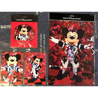 Disney - 新品 3点セット ミッキー 蜷川実花 コラボ