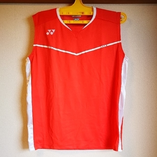 ヨネックス(YONEX)のみきみきみき様専用古着◻️ヨネックス ドライノースリーブシャツ Oサイズ テニス(ウェア)