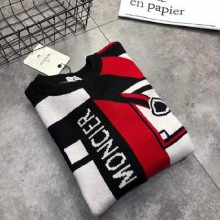 モンクレール(MONCLER)の新品 MONCLER セーター 高人気(ニット/セーター)