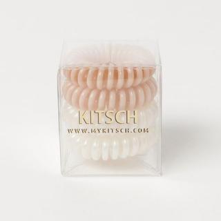キッチュ(KITSCH)の新品 ヘアゴム ETRE TOKYO KITSCH HAIR COILS(ヘアゴム/シュシュ)