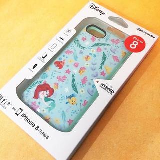 Disney - IIIIfi+ アリエル  iPhone8 /7 スマホケース DN500B