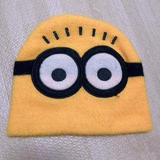 ミニオン(ミニオン)のミニオン ニット帽(帽子)