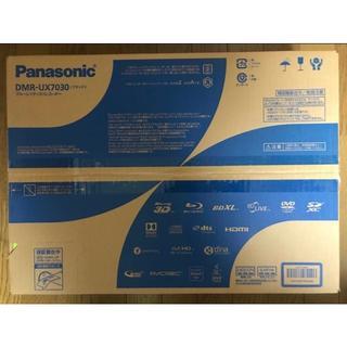 パナソニック(Panasonic)の新品 Panasonic DMR-UX7030(ブルーレイレコーダー)