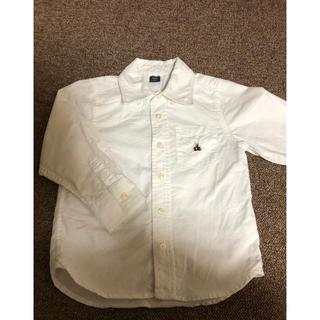 ベビーギャップ(babyGAP)のBABY GAP/コットンシャツ(ドレス/フォーマル)