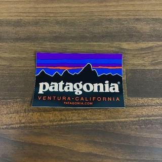 パタゴニア(patagonia)のパタゴニア ロゴステッカー P6ロゴ(その他)