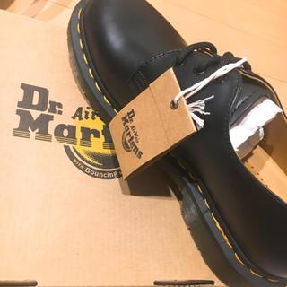 ドクターマーチン(Dr.Martens)のDr.Martens 1461W GIBSON BLACK ドクターマーチン(ローファー/革靴)