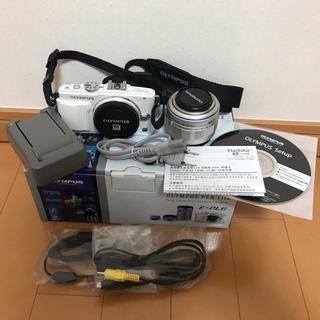 【美品】OLYMPUS PEN Lite E-PL6 (ミラーレス一眼)