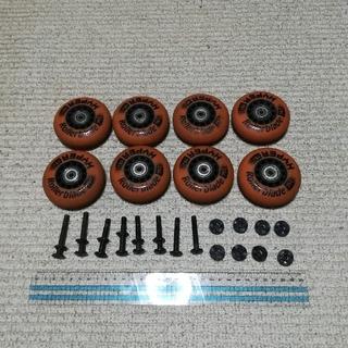 ローラーブレード(Rollerblade)のローラーブレード社製ホイール8本セット!(その他)
