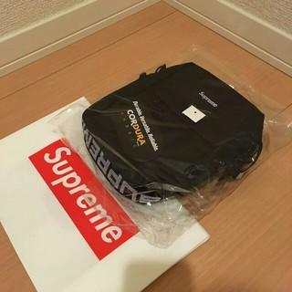 シュプリーム(Supreme)のsupreme 18ss box logo ショルダー バッグ 黒 シュプリーム(ショルダーバッグ)
