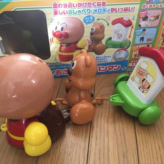 アンパンマン(アンパンマン)のメロディおさんぽアンパンマン (知育玩具)