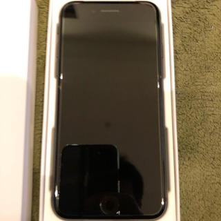 アイフォーン(iPhone)の新品未使用 iPhone8 256GB グレイ Softbank(スマートフォン本体)