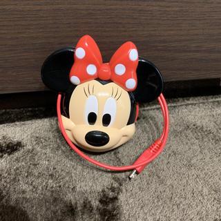 ディズニー(Disney)のミニーちゃん 充電器 ディズニー(バッテリー/充電器)