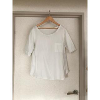 半袖コットンシャツ