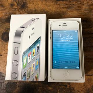 アイフォーン(iPhone)のiPhone 4s 32GB au(スマートフォン本体)