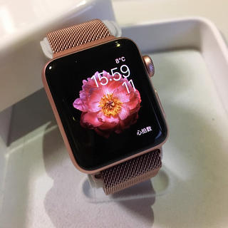 Apple Watch - Apple Watch series2  Rose Gold
