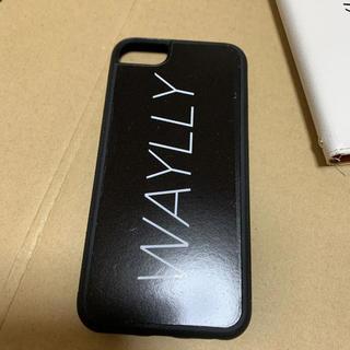 アイフォーン(iPhone)のWAYLLY iPhone7用(iPhoneケース)